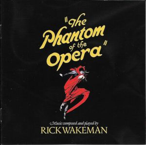 Wakeman, Rick - The Phantom Of The Opera DVD