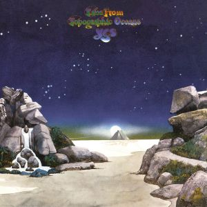Yes - Tales From The Topographic Oceans