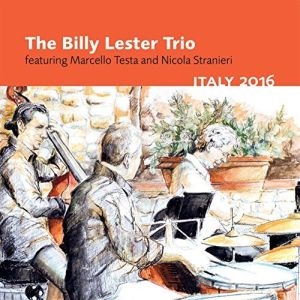 Billy Lester Trio, The - Italy 2016