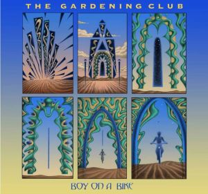 Gardening Club - Boy On A Bike