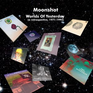 Moonshot - Worlds Of Yesterday