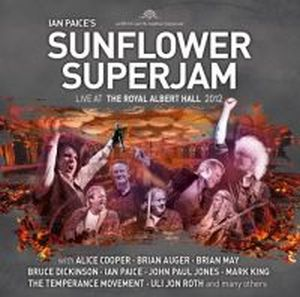 Ian Paice's Sunflower Superjam - Live At The Royal Albert Hall 2012 DVD