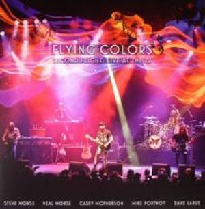 Flying Colors - Second Sight: Live At The Z7 DVD